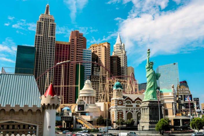 New York a Las Vegas