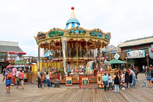 giostra Pier 39