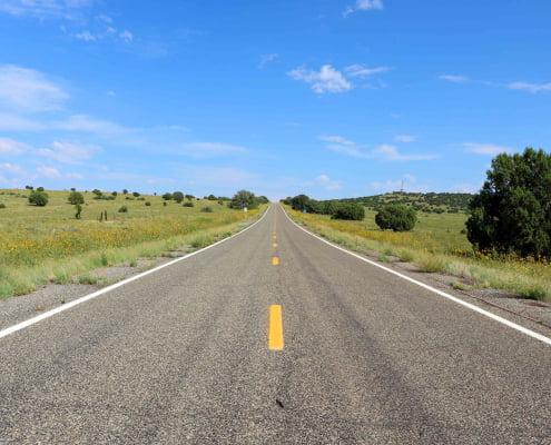 viaggi on the road